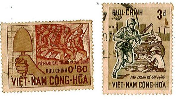 Việt-Nam Đấu-Tranh và Xây-Dựng